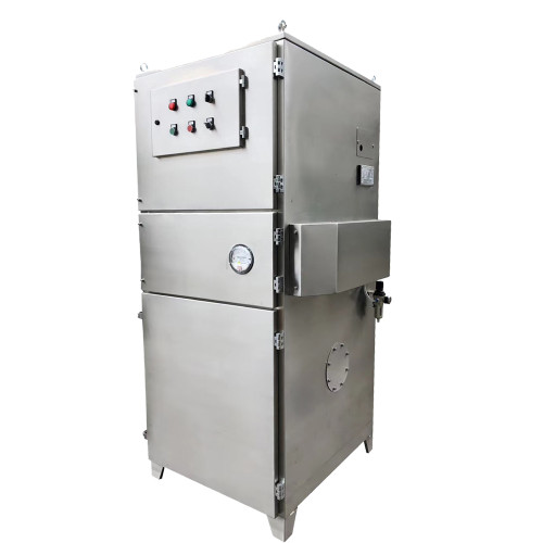 Industrial Dust Collector for Tablet Press, Pharmaceutical Dust Extraction System