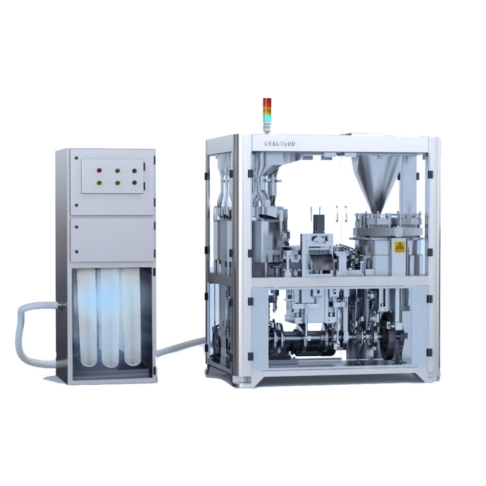 Dust Collector for Capsule Filling Machine