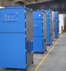 ACMAN 2000CMH/1200CFM Industrial Cartridge Dust Collectors Unit Machine for Dust Removal-TR-20B-J