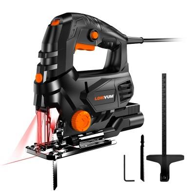 800W Laser Woodworking Power Jig Saw Machine