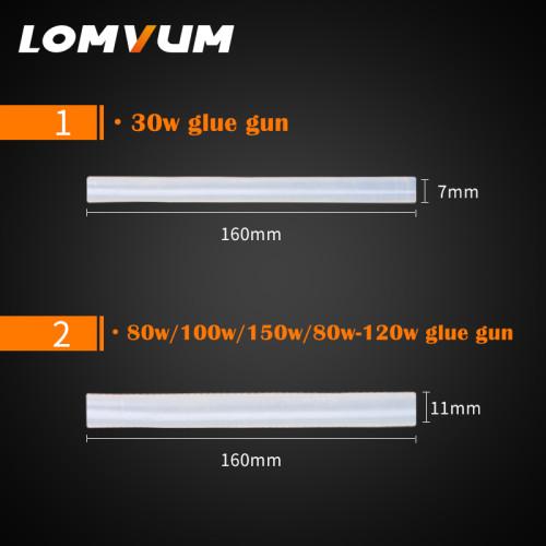 Professional High Temp Hot Melt Glue Stick 15pcs DIY Tools Hot Glue Gun Sticks