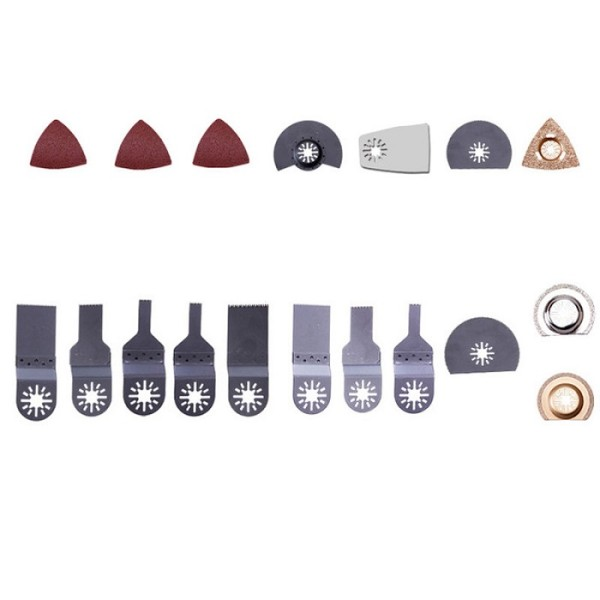 Oscillating Tools Set Accessories