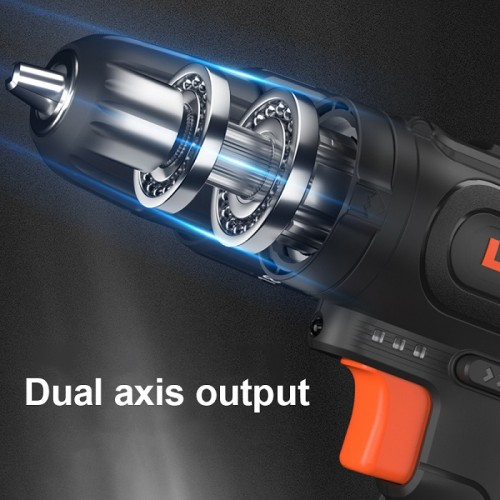 Double Speed Cordless Screwdriver Hand Mini Rechargeable Drill