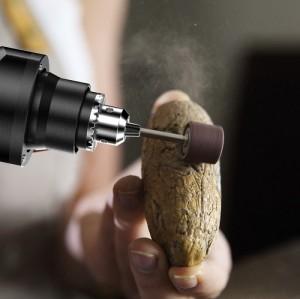 400W 6 Speed Mini Power Grinder Dremel Style Drill Rotary Tools Set