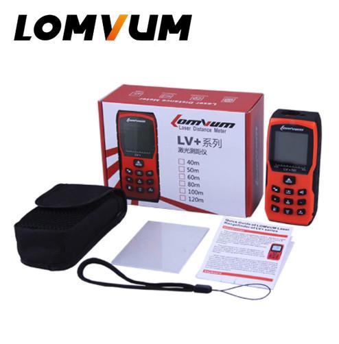 LOMVUM LVA Laser Ruler Digital Distance Meter Range Finder Laser Distance Meter Laser Rangefinder