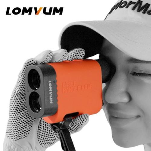 LOMVUM LF Telescope Laser Rangefinder Digital Golf Laser Monocular 1500m Architecture Hunting Trena Laser Tape Measure Diastimeter