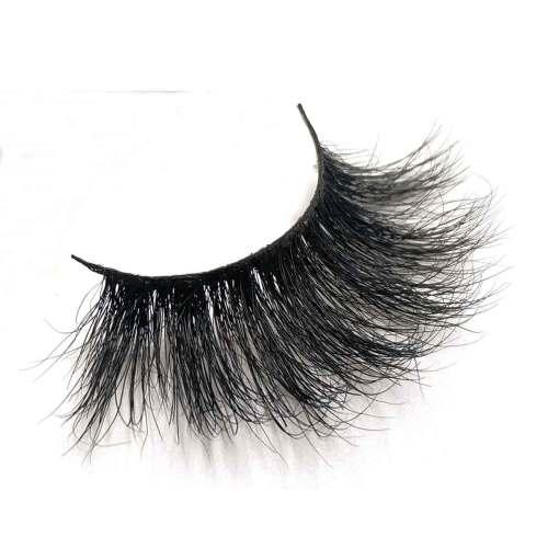 Natural Soft Siberian Mink Hair Hand-made Fake Lashes