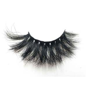 Dramatic Long Crossed Cruelty-free  Mink Eyelashes