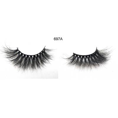 25mm 697A mink false lashes