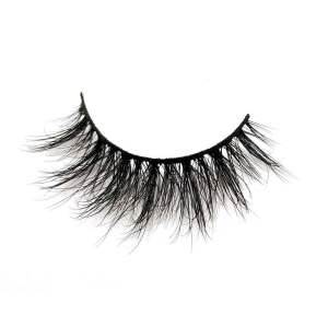 3D mink handmade Crisscross Wispy False Eyelashes