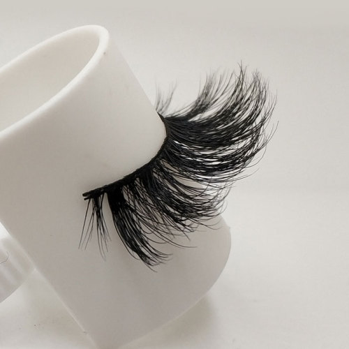 TEST----Fluffy Full Volume Siberian 3D Mink Eyelashes