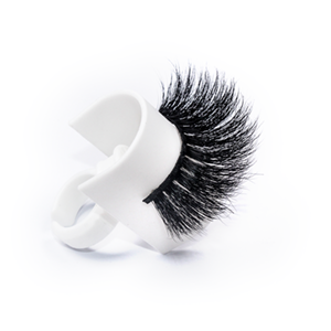 Top quality 25mm 40A style private label mink eyelash