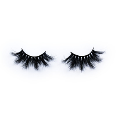 Top quality 25mm 45A style private label mink eyelash