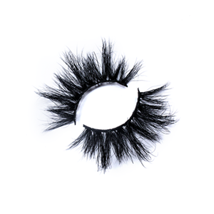 Top quality 25mm 47A style private label mink eyelash