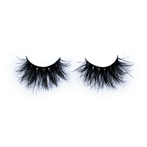 Top quality 25mm 48A style private label mink eyelash