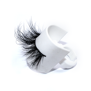 Top quality 25mm 53A style private label mink eyelash