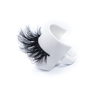 Top quality 25mm 56A style private label mink eyelash