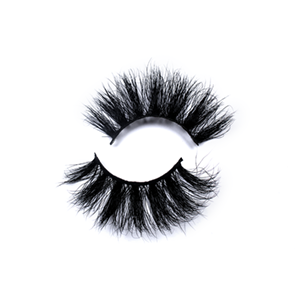 Top quality 25mm 71A style private label mink eyelash