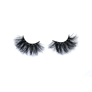 Top quality 25mm 100A style private label mink eyelash