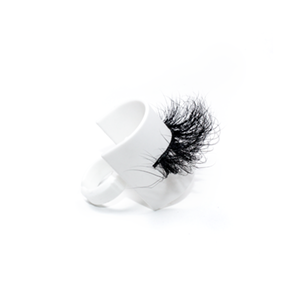 Top quality 25mm 157A style private label mink eyelash