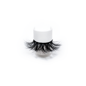 Top quality 25mm 632A style private label mink eyelash