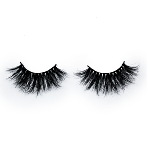 Top quality 25mm 753A style private label mink eyelash