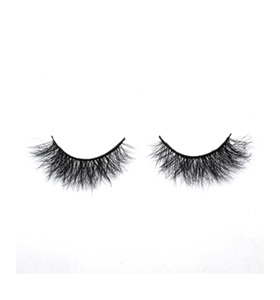 Top quality 15mm K1 style private label mink eyelash