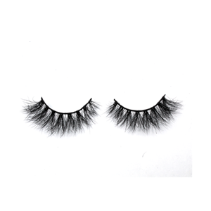 Top quality 15mm K2 style private label mink eyelash