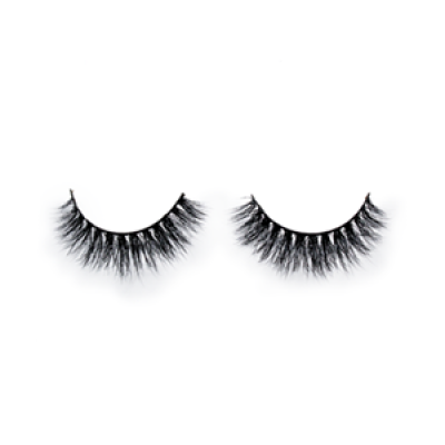 Top quality 15mm K8 style private label mink eyelash