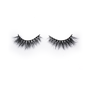 Top quality 15mm K13 style private label mink eyelash