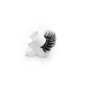 Top quality 25mm 109C style private label mink eyelash