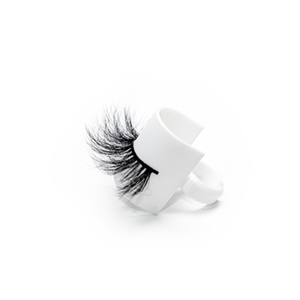 Top quality 25mm 752C style private label mink eyelash