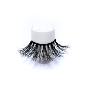 Top quality 25mm 754L style private label mink eyelash