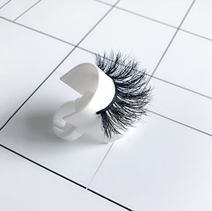 Top quality 22mm LG9024 style private label mink eyelash