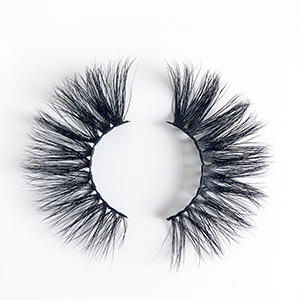 Top quality 22mm LG9611 style private label mink eyelash