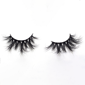 Top quality 20mm HG8047 style private label mink eyelash