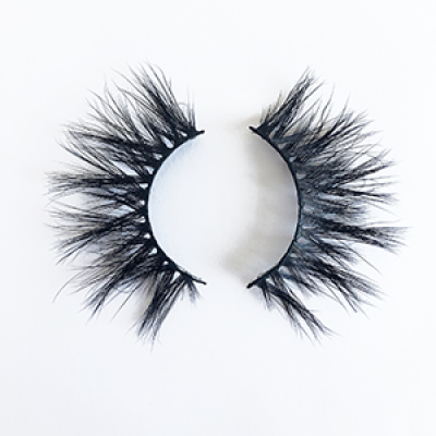 Top quality 20mm HG8056 style private label mink eyelash