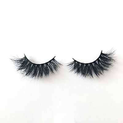 Top quality 20mm HG8109 style private label mink eyelash