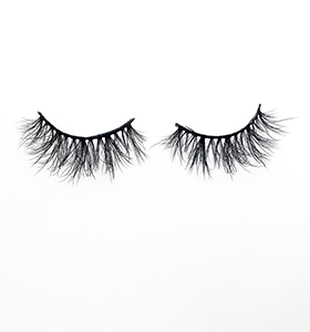 Top quality 20mm HG8752 style private label mink eyelash
