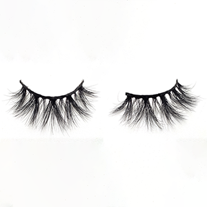 Top quality 20mm HG8755 style private label mink eyelash