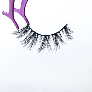 Top quality 20mm HG8853 style private label mink eyelash
