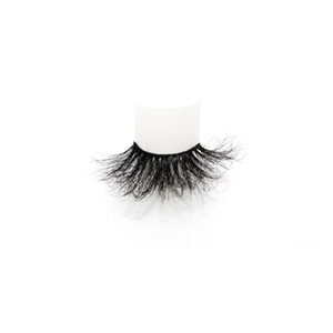 Top quality 28-30mm H753style private label mink eyelash