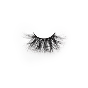 Top quality 28-30mm H632style private label mink eyelash