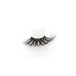 Top quality 28-30mm H170style private label mink eyelash
