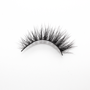 Top quality 15mm S5233 style private label mink eyelash