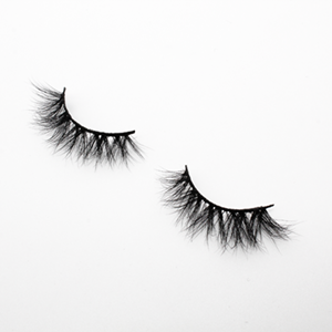 Top quality 15mm S516 style private label mink eyelash