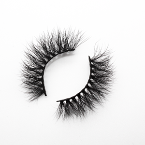 Top quality 15mm S511 style private label mink eyelash