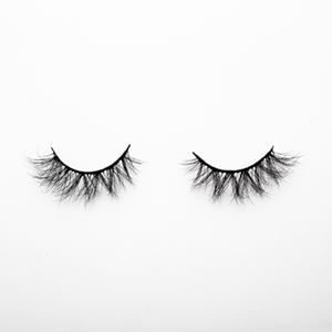 Top quality 15mm S504 style private label mink eyelash