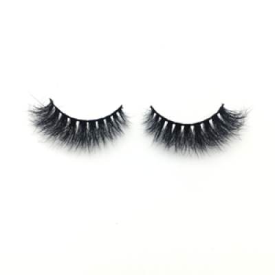 Top quality 14-18mm M009 style private label mink eyelash