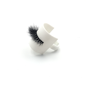 Top quality 14-18mm M012 style private label mink eyelash